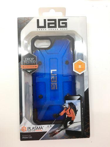 UAG Plasma case blue iPhone 7/8