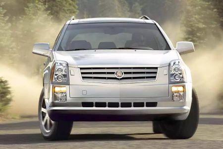 كاديلاك SRX موديل 2005 للبيع ..