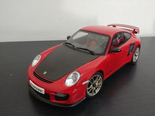 1:18 porsche GT2 Rs model