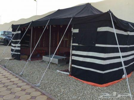 تركيب المخيمات بجميع انواعها