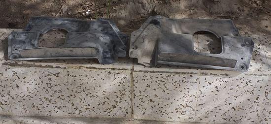كاور تحت صدام لكزس٢٠٠٨