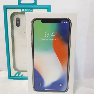 iPhone X 64GB (new) + Free case