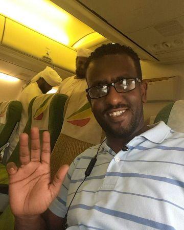 مهندس طبي سوداني مواليد قطر