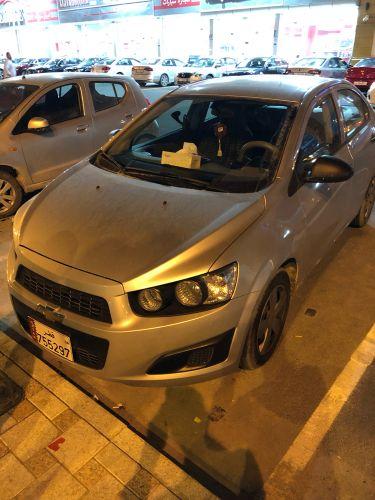 Chevrolet Sonic 2016 No Accidents