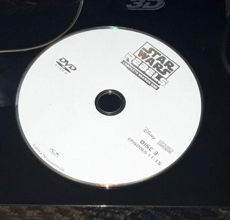 STARWARS REBELS CD