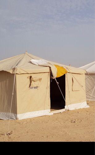 خيمة باكستانية ٤x٤ بالكيس
