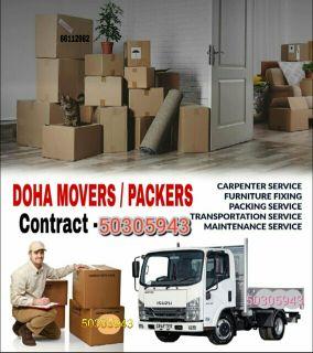 moving paking