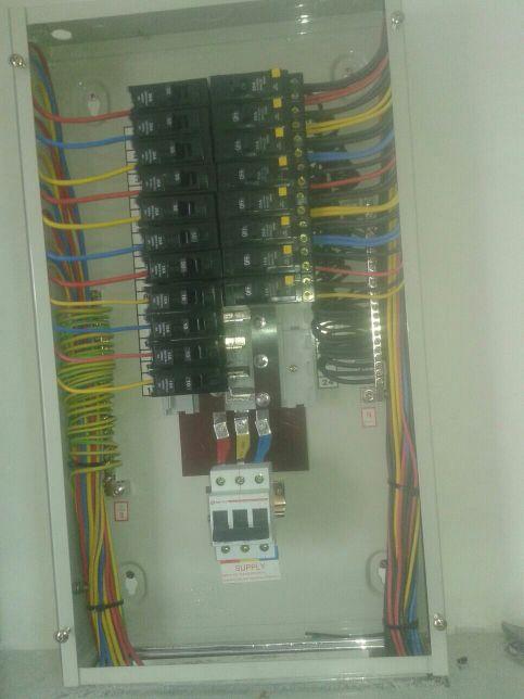 تصليح وصيانة جميع الكهرباء