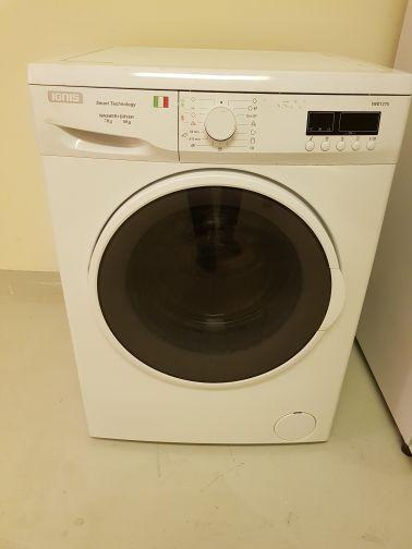 washing machine + dryer Italian brand