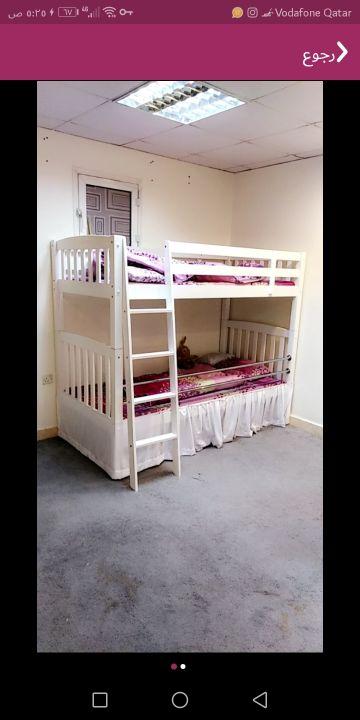 للبيع سرير