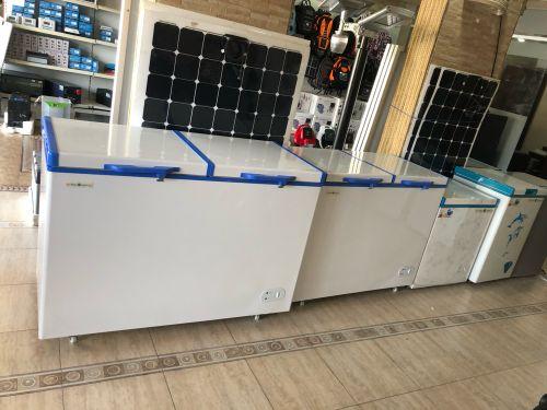 فريزرات و ثلاجات طاقة شمسية