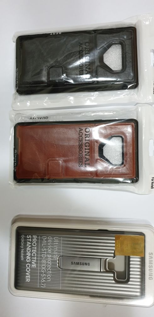 Note 9 3 back cases