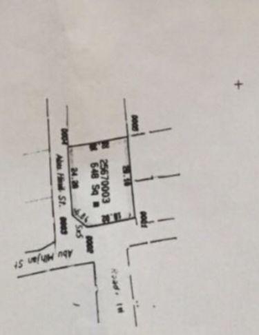 للبيع ارض عمارات المنصوره G+7