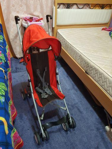 عربه اطفال استعمال بسيط