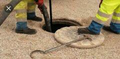 تسليك مجاري الصرف الصحي ورش الحشرات