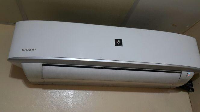 Haier 2ton +SHARP 1.5 air conditioner