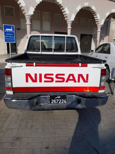 للبیع بیک اب nissan for sale