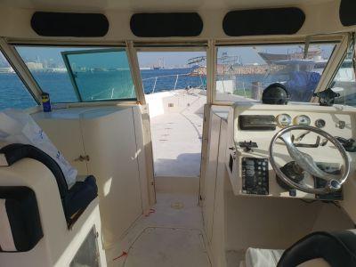 dubai marina 35 feet