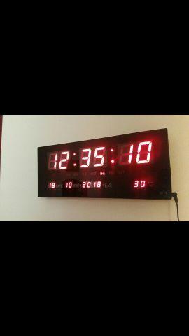 Wall Clock LED