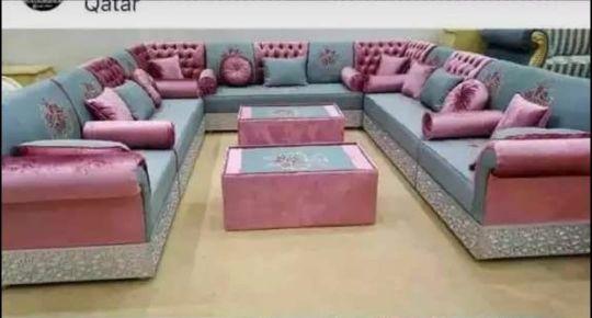 نحن جديدة مما يجعل موجليش كرسي أريكة عرب