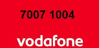 رقم هاتف فودافون