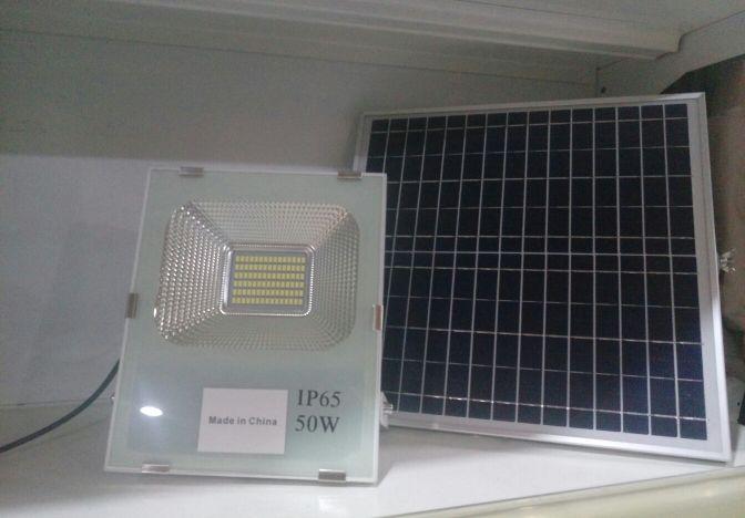 Solar Flood light 50 and 100 W