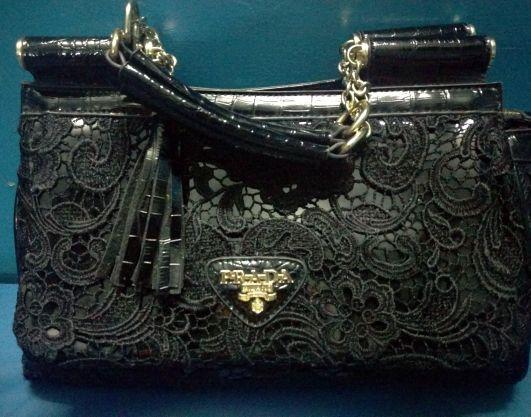Original Prada Milano bag