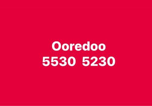 Ooredoo 5530 5230