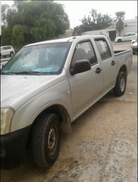Isuzu pickup model 2005