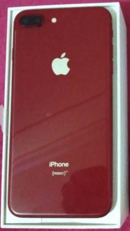 ايفون 8 بلس احمر 64