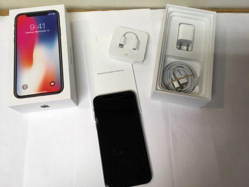 Iphone x 256 like new