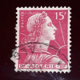 طوابع بريدية من الجزائر قديمة
