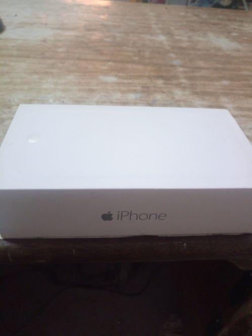 هاتف ايفون 6 plusجديد بالكارتون 128gb