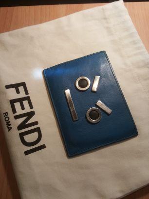fendi original card holder