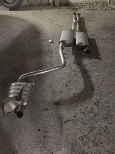 Company Exhaust complete