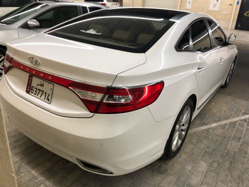 Hyundai Azera 2015 full option