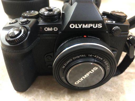 كاميرا للبيع اولومبيوس
