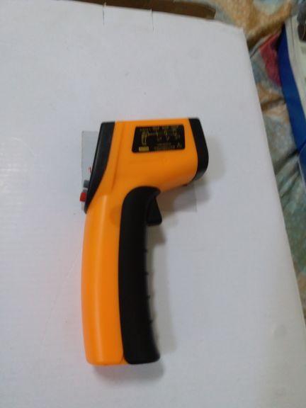 مقياس للحراره بالانفراريد