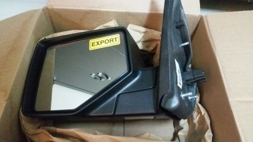 Original Ford explorer left door mirror
