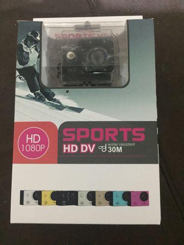 كاميرا sports ضد الماء