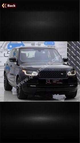 SE Range Rover Vogue
