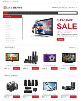 متجر إلكتروني كامل للبيع