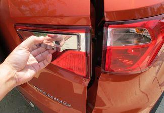 Ford ecosport rear lights n wiper