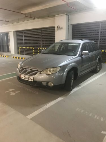 Subaru Outback 2008 Japan good co