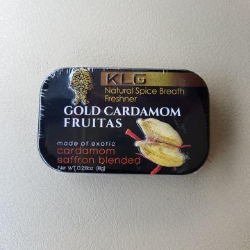 Gold Cardamom Fruitas