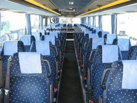stored iveco axer European bus 2007