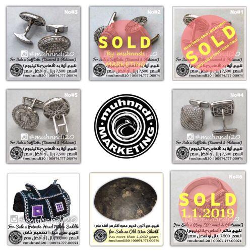 CUFFLINKS for Sale