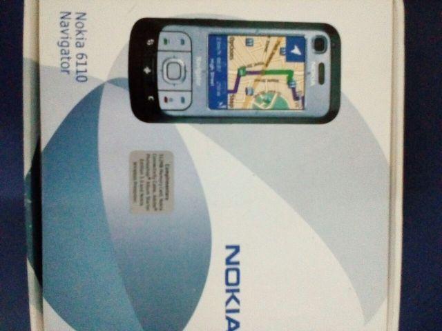 جوال نوكيا6110 Navigator للبيع جديد