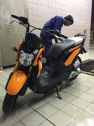 دراجة هوندا زومر اكس