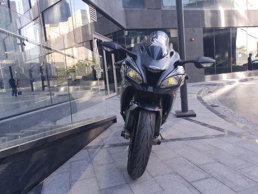 Kawasaki ninja zx10r 2016